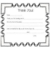 Thank You Letter To Parents By Lindsey Holthaus Tpt