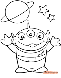 Small Picture Toy Story Printable Coloring Pages 2 Disney Coloring Book