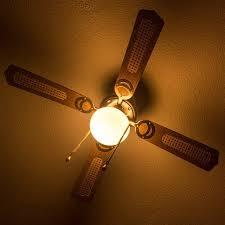 using smart light bulbs in ceiling fans