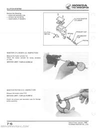 honda vff vff interceptor motorcycle service 1983 1985 honda vf700f vf750f interceptor service manual page 3