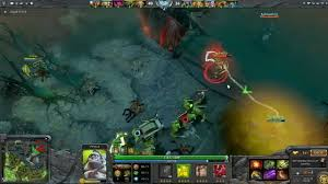 navi dendi pudge dota 2 gameplay youtube