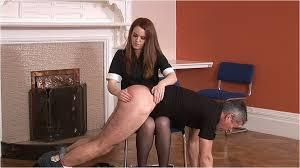 Women who spank men clips
