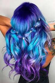 Stunning Styles for Blue Ombre Hair That Will Make You Flip!  See more: