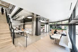 office space architecture. \u201cInstead, We Want To Encourage A Sense Of Place With Our Staff And Engage The Larger Neighborhood. You Can Walk Right Into Space. Office Space Architecture