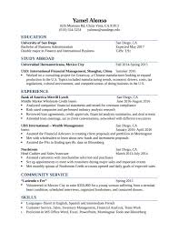 Class Of 2017 Finance Econ Consulting Resume Book Draft By Abbey