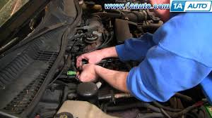how to fix repair replace install ignition coil lincoln town car how to fix repair replace install ignition coil lincoln town car 4 6l 98 11 1aauto com