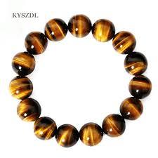 <b>KYSZDL</b> High quality Tiger Eye Love Buddha Bracelets & Bangles ...