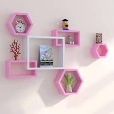 artesia wall mount intersecting hexagon