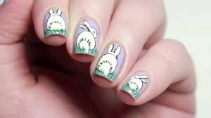 2014 BPS NailArt Contest Entry #1:Bunny Butts Nail Art by ...