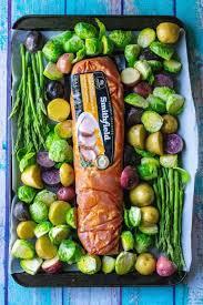 easy sheet pan pork tenderloin dinner