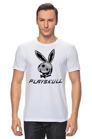 <b>Футболка классическая</b> Playskull - Playboy #2542494 от ...