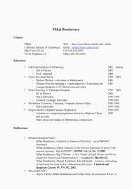 First Resume Template No Experience Beautiful Entry Level Resume ...