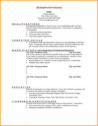 Resume Strengths Resumes Job And Weaknesses Quiz Essay Examples