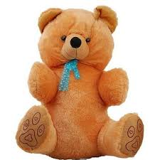 beautiful teddy bear 24 brown