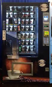 Premium Gourmet Coffee Vending Machine Stunning Beverage Vending Superior Vending Ltd
