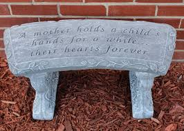 mother bench item 1612 largest dimension 27 inches