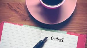 Image result for contact me pictures