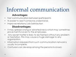 Communication Essay Sample Formal And Informal Communication Essay Sample 2861 Words