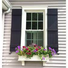 black exterior shutters. Modren Exterior Severe Weather 2Pack Black Raised Panel Vinyl Exterior Shutters Common  15In X 67In Actual 145In 665In Lr67  Products Pinterest  Intended E