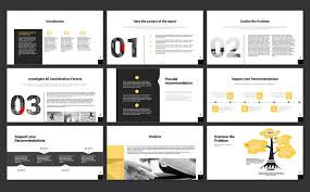 Case Study Template Case Study Presentation Template 2017 Case Study Report Powerpoint