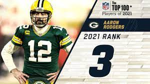 3 Aaron Rodgers (QB, Packers)