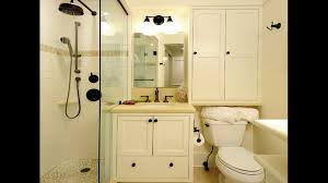 Small Picture small bathroom organization diy storage cabinets ideas 2017 YouTube