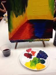 photo of painting with a twist charlotte nc united states the start