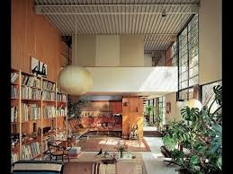 A Virtual Look Inside the Case Study House    by Sumner Spaulding     File Case Study House No    view from street      jpg