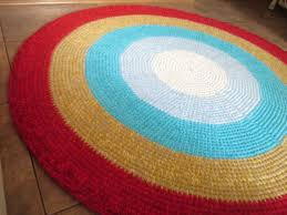 magnificent red and turquoise kitchen rug round crochet rug red blue white rug bedroom rug kitchen