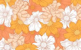 Orange Aesthetic Desktop Wallpapers ...