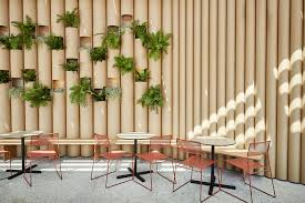 wulugul pop up installation in sydney is a multifunctional urban space made of recyclable cardboard tubes cardboard tubes