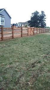 split rail fence gate kit vinyl gates wooden fencing options in co split rail fence gate