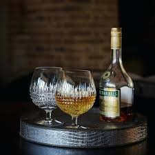 brandy glass set next final touch vinology brandy glass and warmer set brandy glass set