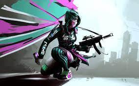 Gamer Girl HD Wallpapers - Wallpaper Cave