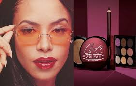 here s why mac cosmetics makeup launches for aaliyah and selena are so important for women of color