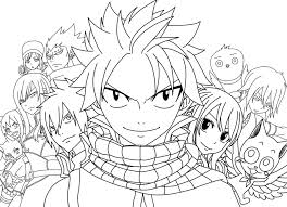 Small Picture FAIRY TAIL COLORING PAGES Photos Bild Galeria coloring