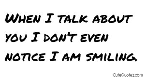 Smile Quotes For Her Stunning 48 Love Quotes Tumblr On We Heart It