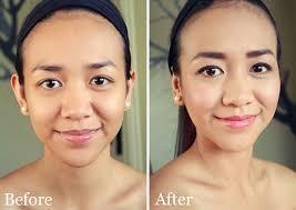 natural makeup before and after natural looking makeup before and after