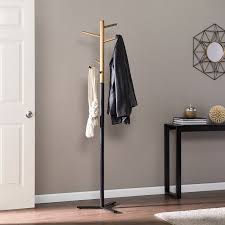 Modern Hall Tree Coat Rack
