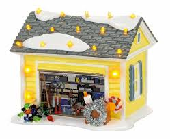 Department 56 Christmas Vacation Snow Village The Griswold Holiday ...