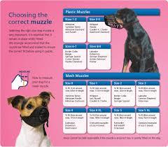 Ancol Mesh Dog Muzzle Various Sizes