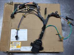 caterpillar wiring harness heavy equipment parts accs 2395524 cat wiring harness caterpillar 239 5524