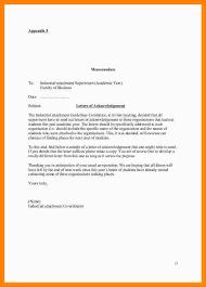 6 Industrial Attachment Letter Thistulsa