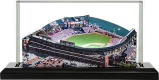 New York Giants Stadium Seating Chart 3d At T Park San Francisco Giants 3d Stadium Replica