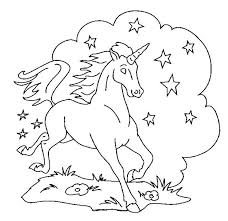 Click on the coloring page to open in a new window and print. Free Printable Unicorn Coloring Pages For Kids