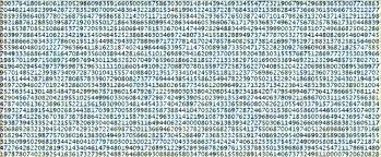 Roman Numerals Million Billion Trillion Zillion