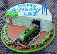 How To Make A Super Cool Thomas The Train Birthday Cake Off The