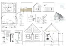 architecture design house drawing. Small House Drawings Cabin With Loft Design . Architecture Drawing