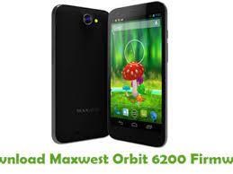Download Maxwest Orbit 6200 Firmware ...