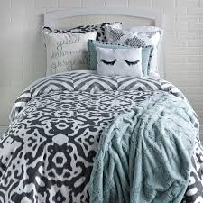 baby kids beautiful ikat bedding for bedroom decoration with v a ikat gingham blue duvet cover
